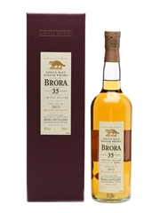 Brora 35 Year Old 12th Release