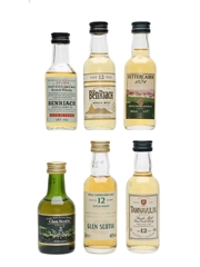 Assorted Single Malt Scotch Whisky