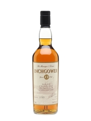 Inchgower 13 Year Old