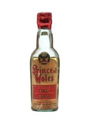 Prince of Wales Blended Whisky Miniature