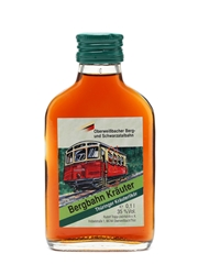 Bergbahn Thuringer Krauterlikor Miniature 35%