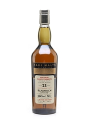 Bladnoch 1977 23 Year Old Bottled 2001 - Rare Malts Selection 70cl / 53.6%