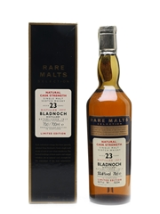 Bladnoch 1977 23 Year Old