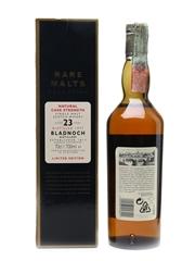 Bladnoch 1977 23 Year Old Bottled 2001 - Rare Malts Selection 75cl / 53.6%