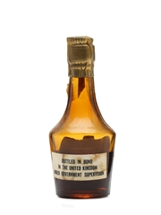 MacArthur's Blended Scotch Whisky Miniature