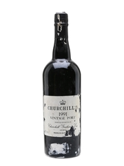 Churchill's 1991 Vintage Port