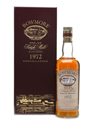 Bowmore 1972 27 Year Old  70cl / 53.3%