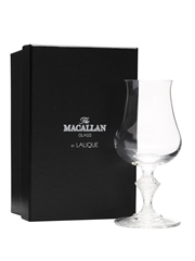 Lalique Crystal Macallan Glass