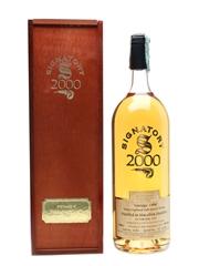 Macallan 1990 9 Year Old Millennium Edition