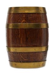 Macallan Whisky Cask Bottle Holder Neil Dryburg Coppers 19cm x 11.5cm