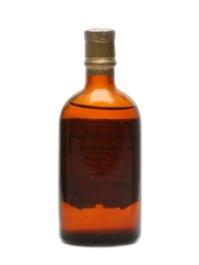 Castle Grand JJ 7 Year Old Bottled 1940s - W & A Gilbey 15cl / 43%