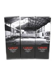 Caroni 1996 Trinidad Rum Trilogy 20 Year Old - La Maison & Velier 3 x 70cl