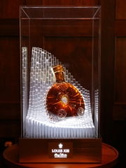 Remy Martin Louis XIII Cognac - Bottled 2011 With Display Cabinet 70cl / 40%