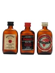 3 x Scotch Whisky Miniatures