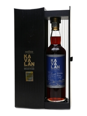 Kavalan Selection Vinho Cask 2012 60th Anniversary La Maison Du Whisky 70cl / 57.1%