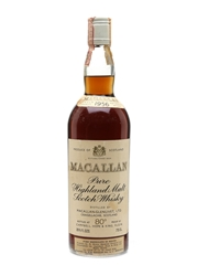 Macallan 1956 Campbell, Hope & King