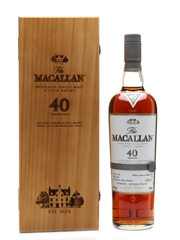 Macallan 40 Year Old 2017 Release 70cl / 44%