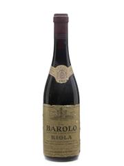 Barolo Kiola 1961