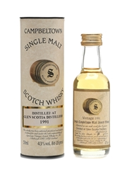 Glen Scotia 1991 8 Year Old