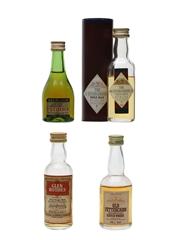 Assorted Single Grain & Malt Scotch Whisky