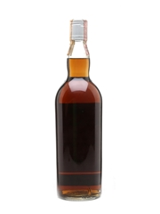 Macallan 1955 Campbell, Hope & King Bottled 1970s - Rinaldi 75cl / 46%
