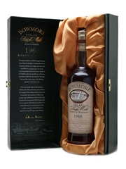 Bowmore 1968 32 Year Old 50th Anniversary Of Stanley P Morrison Company 70cl / 45.5%