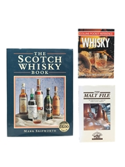 Whisky Books 3 x Book