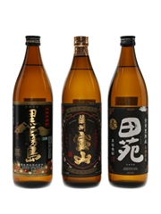 Assorted Japanese Shochu