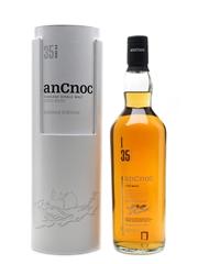 AnCnoc 1975 35 Year Old - Knockdhu Distillery Company 70cl / 44.3%