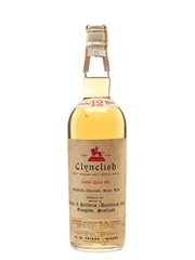 Clynelish 12 Year Old Spring Cap Bottled 1960s - M Di Chiano 75cl / 43%