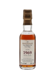 Macallan 1969 32 Year Old 5cl / 50.6%