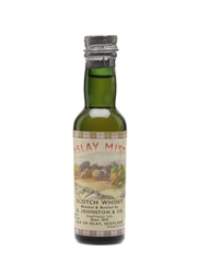 Islay Mist Bottled 1950s - D Johnston & Co (Laphroaig) 4.7cl / 42.85%