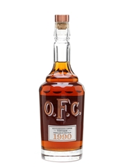 Old Fashioned Copper 1990 - Bottle Number 59 of 63 Donated By Sazerac 75cl / 45%