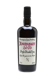 Foursquare 2003 15 Year Old - 1 of 1 Donated By Foursquare 70cl / 60%
