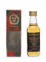 Macallan 1994 Speymalt