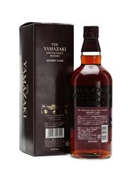 Yamazaki Sherry Cask Bottled 2013 70cl / 48%