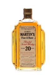 James Martin's 20 Year Old Fine & Rare