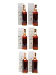 Macallan 12 Year Old Bottled 1980s - Rinaldi 6 x 75cl / 43%