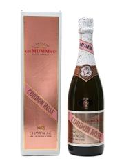 G H Mumm 1988 Cordon Rose Champagne
