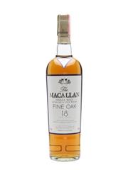 Macallan Fine Oak 18 Years Old