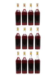 Campari Bitter Bottled 1970s - Vila Montana 12 x 100cl / 25%