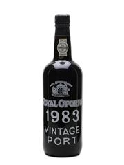 Royal Oporto 1983 Vintage Port