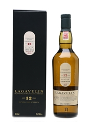 Lagavulin 12 Year Old Natural Cask Strength Special Releases 2010 70cl / 56.5%
