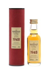 Macallan 1948 Select Reserve
