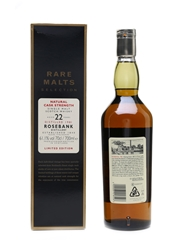 Rosebank 1981 22 Year Old Bottled 2004 - Rare Malts Selection 70cl / 61.1%