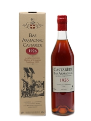 Castarede 1926 Armagnac