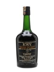 KWV 1929 Tawny Port