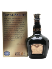 Royal Salute 21 Year Old The Emerald Flagon 70cl / 40%