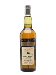 North Port 1979 20 Year Old Bottled 1999 - Rare Malts Selection 70cl / 61.2%