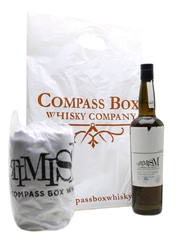 Optimism Compass Box - Whisky Live (Free T-Shirt) 70cl / 44%